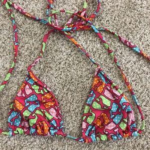 Vineyard Vines bikini top